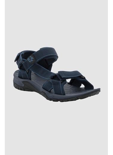Jack Wolfskin Lakewood Ride Erkek Sandalet - 4019021-1010 Renkli